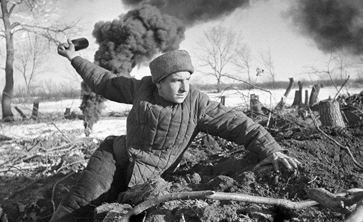 К 75 годовщине начала наступления Красной Армии под Сталинградом