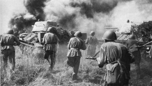 ПОЛКОВОДЦЫ ПОБЕДЫ О КУРСКОЙ БИТВЕ ( к 75 – летию Курской битвы )