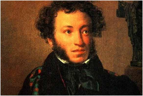 220 лет назад родился Александр Сергеевич Пушкин