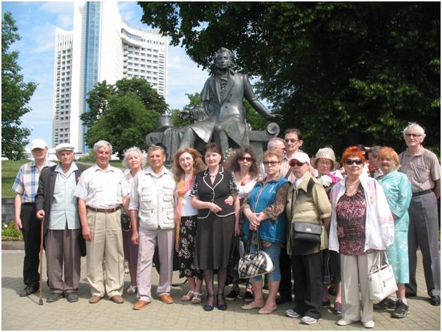 ИНФОРМАЦИОННОЕ СООБЩЕНИЕ о собрании у памятника Пушкину в Минске